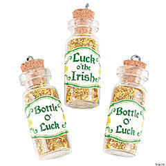 Mini Bottled Luck Charms