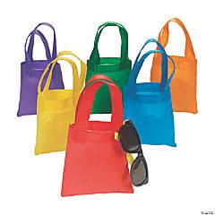 Mini Bright Color Tote Bags