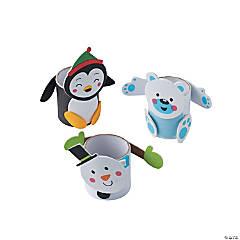 Mini Craft Roll Winter Friends Craft Kit