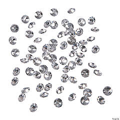 Mini Diamond Rhinestone Table Confetti