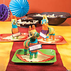 Mini Donkey Piñata Idea