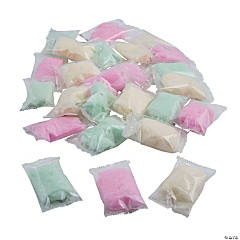 Mini Easter Cotton Candy Bags