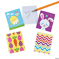 Mini Easter Notepads