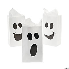 Mini Ghost Treat Bags