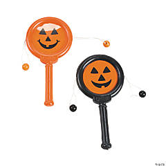 Mini Jack-O'-Lantern Noisemakers