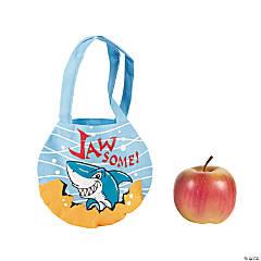 Mini Jawsome Shark Tote Bags