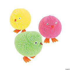 Mini Light-Up Puffer Chicks
