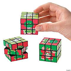 Mini Merry Monster Magic Cubes