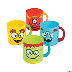 Mini Monster Mugs