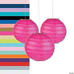 Mini Paper Lanterns - 4 1/2