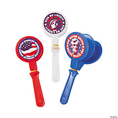 Mini Patriotic Clappers