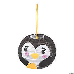 Mini Penguin Paper Lantern Craft Kit