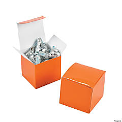 Mini Pumpkin Gift Boxes