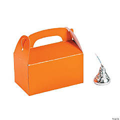 Mini Pumpkin Treat Boxes