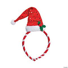 Mini Santa Hat Headbands
