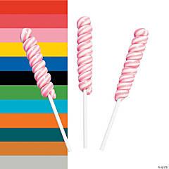 Mini Twisty Lollipops