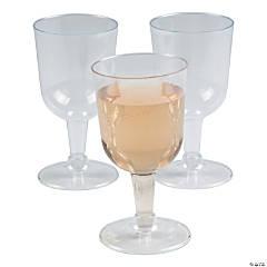 Mini Wine Appetizer Glasses