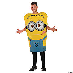 Minion Dave Costume for Adults