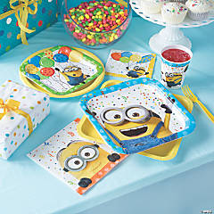 Minions Party Supplies