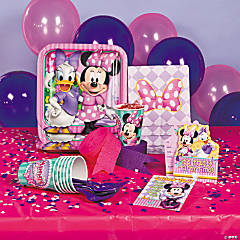 Minnie Bow-tique Party Supplies