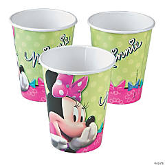 Minnie Bowtique Cups