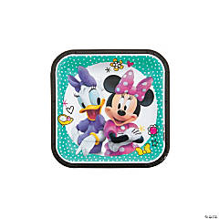 Minnie Happy Helpers Paper Dessert Plates