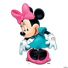 Minnie Mouse Cardboard Stand-Up