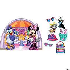 Minnie's Bow-Tique Dream Party Backdrop & Props Kit