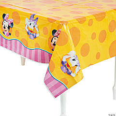 Minnie's Bow-Tique Dream Party Table Cover