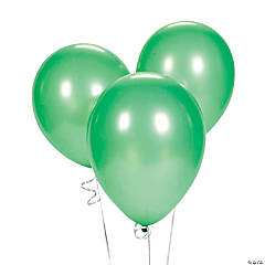 Mint Green Latex Balloons
