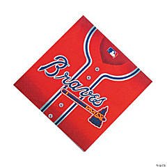 MLB® Atlanta Braves™ Luncheon Napkins