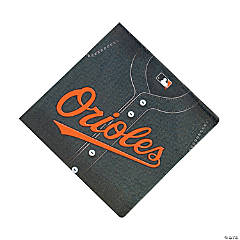 MLB® Baltimore Orioles™ Luncheon Napkins