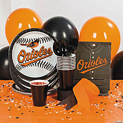 MLB® Baltimore Orioles™ Party Supplies