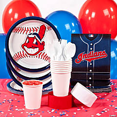 MLB® Cleveland Indians™ Party Supplies