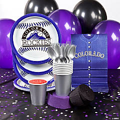 MLB® Colorado Rockies™ Party Supplies