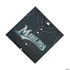 MLB® Florida Marlins™ Luncheon Napkins