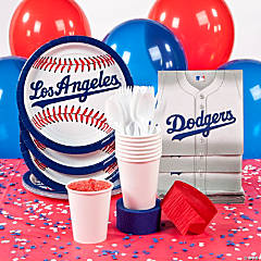 MLB® Los Angeles Dodgers™ Party Supplies