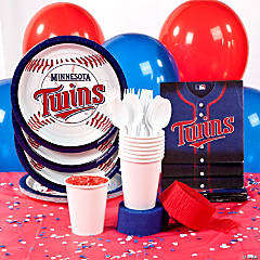 MLB® Minesota Twins™ Party Supplies