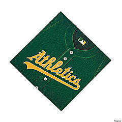 MLB® Oakland Athletics™ Luncheon Napkins