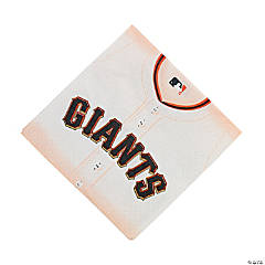 MLB® San Francisco Giants™ Luncheon Napkins