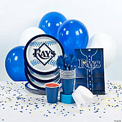MLB® Tampa Bay Rays™ Party Supplies