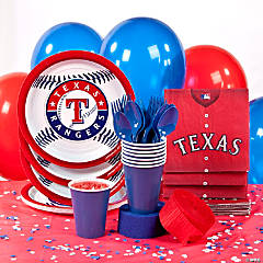 MLB® Texas Rangers™ Party Supplies