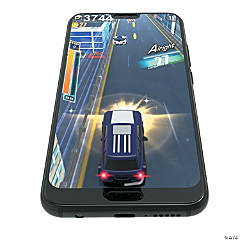 Mobile Arcade Virtual Racer: Blue