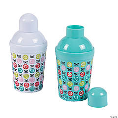 Mod & Merry Cocktail Shakers