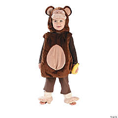 Monkey Vest Child's Costume