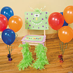 Monster Chair Covers Idea