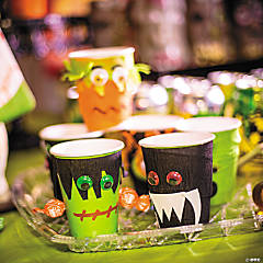 Monster Cups Idea