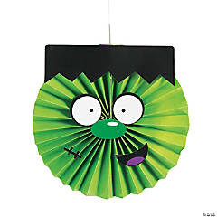 Monster Hanging Fan Craft Kit