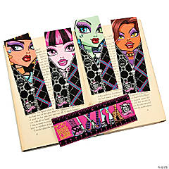 Monster High™ Bookmarks