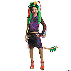 Monster High Jinafire Costume for Girls
